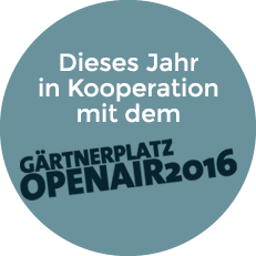 KOOPERATION Gärtnerplatz Festival 2016